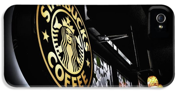 Coffee Break IPhone 5 Case