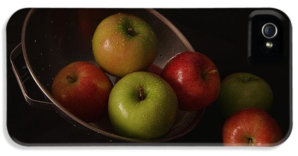 Colander Apples II IPhone 5 Case by Richard Rizzo