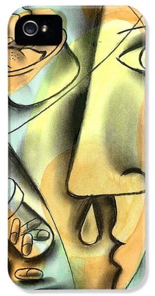 Cold Treatment IPhone 5 Case by Leon Zernitsky