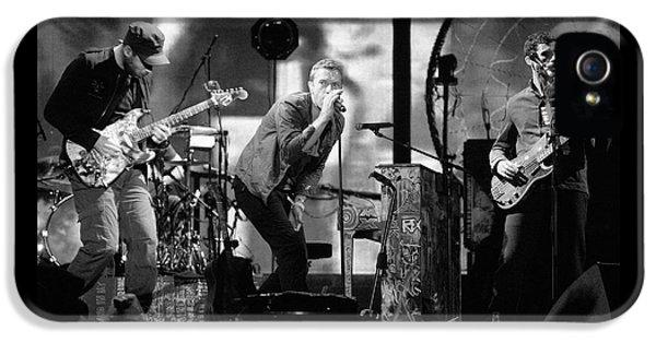 Coldplay 15 IPhone 5 Case by Rafa Rivas