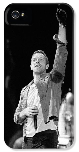 Coldplay 16 IPhone 5 Case