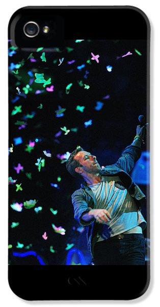 Coldplay1 IPhone 5 Case by Rafa Rivas