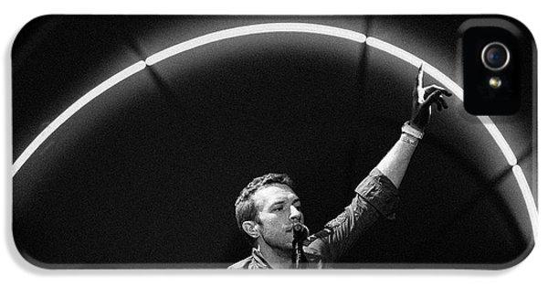 Coldplay10 IPhone 5 Case by Rafa Rivas