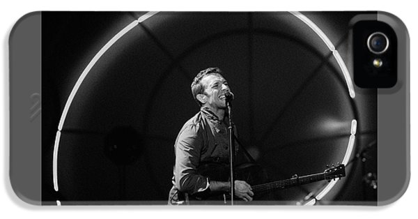 Coldplay11 IPhone 5 Case by Rafa Rivas