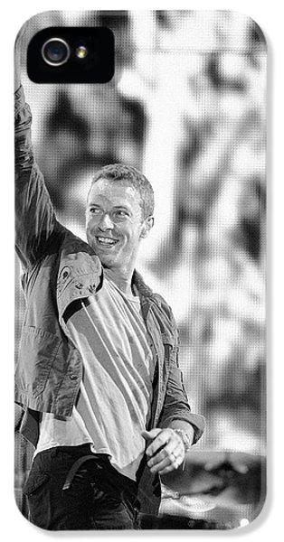 Coldplay13 IPhone 5 Case by Rafa Rivas