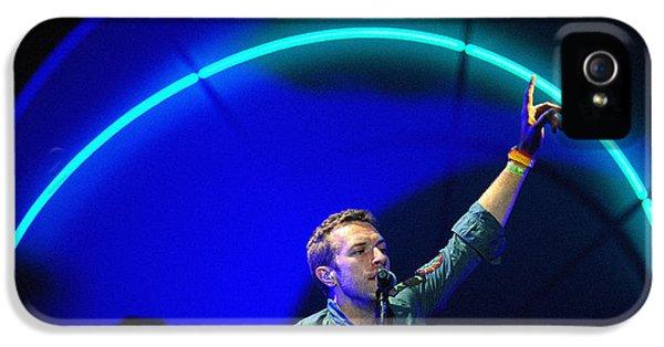 Coldplay3 IPhone 5 / 5s Case by Rafa Rivas