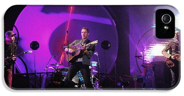 Coldplay5 IPhone 5 / 5s Case by Rafa Rivas
