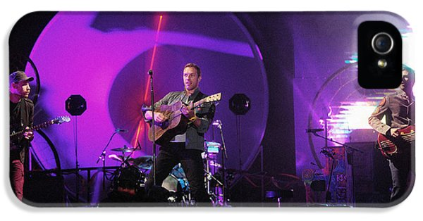 Coldplay5 IPhone 5 Case by Rafa Rivas