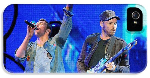 Coldplay6 IPhone 5 Case by Rafa Rivas
