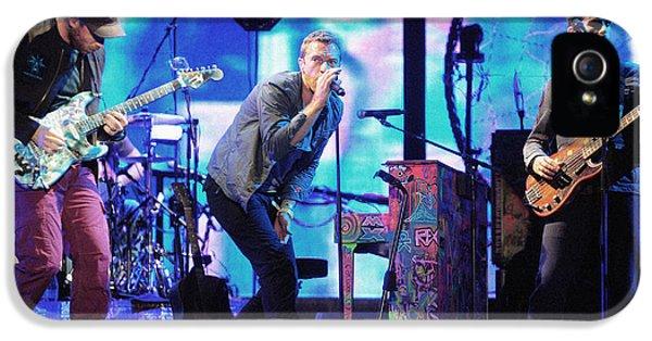 Coldplay7 IPhone 5 Case by Rafa Rivas