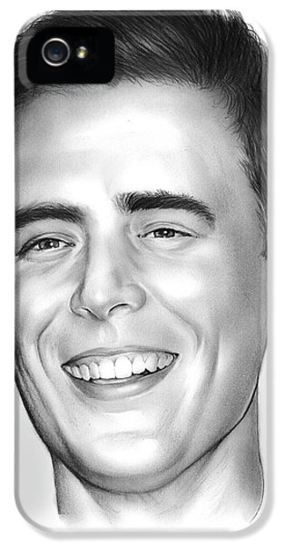 Colin Hanks IPhone 5 Case
