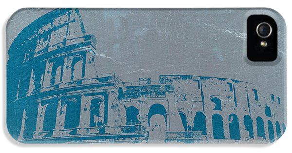 City Scenes iPhone 5 Case - Coliseum by Naxart Studio