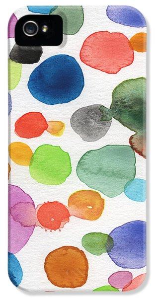 Colorful Bubbles IPhone 5 Case