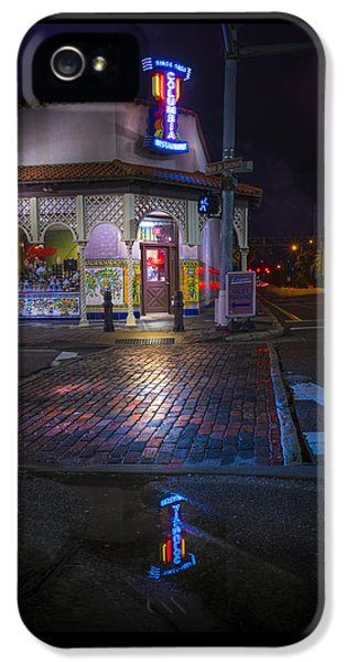 Columbia Reflection IPhone 5 Case by Marvin Spates