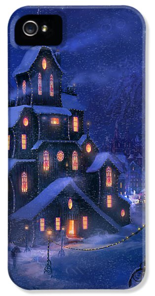 Coming Home IPhone 5 Case by Philip Straub