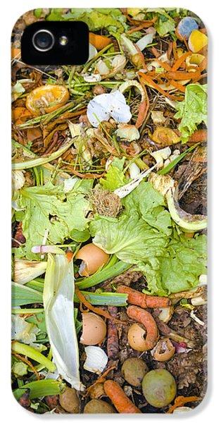 Compost Heap IPhone 5 Case by Veronique Leplat