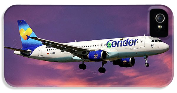 Condor Airbus A320-212 IPhone 5 Case