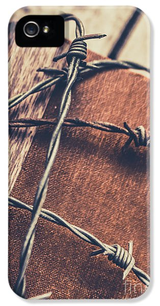 Control And Confidentiality IPhone 5 Case by Jorgo Photography - Wall Art Gallery