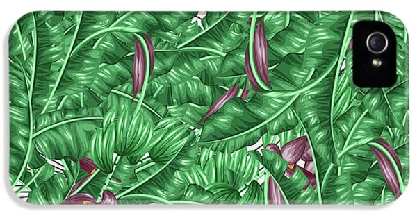 Cool Tropic  IPhone 5 Case by Mark Ashkenazi