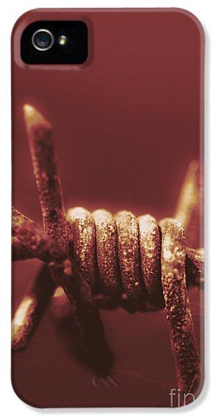 Corrosion Of Civil Liberties IPhone 5 Case