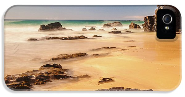 Corunna Point Beach IPhone 5 Case