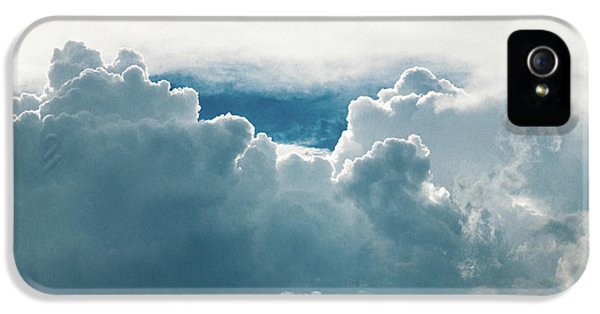 Cotton Clouds IPhone 5 Case by Marc Wieland