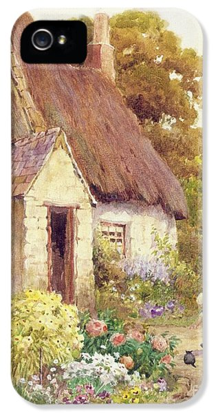Country Cottage IPhone 5 Case by Joshua Fisher
