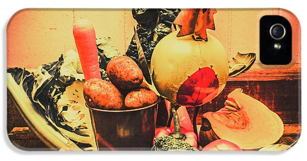 Carrot iPhone 5 Case - Country Kitchen Art by Jorgo Photography - Wall Art Gallery