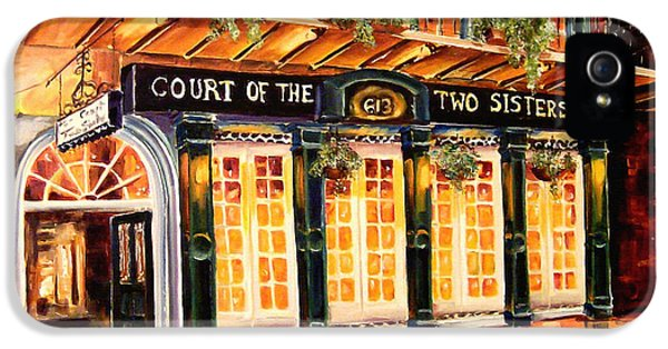 Court Of The Two Sisters IPhone 5 Case