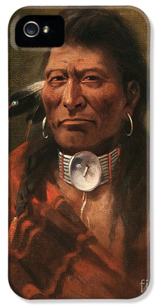 Cree Chief IPhone 5 Case