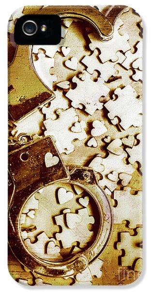 Criminal Affair IPhone 5 Case