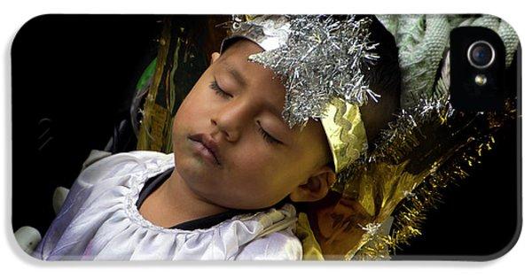 Cuenca Kids 781 IPhone 5 Case by Al Bourassa