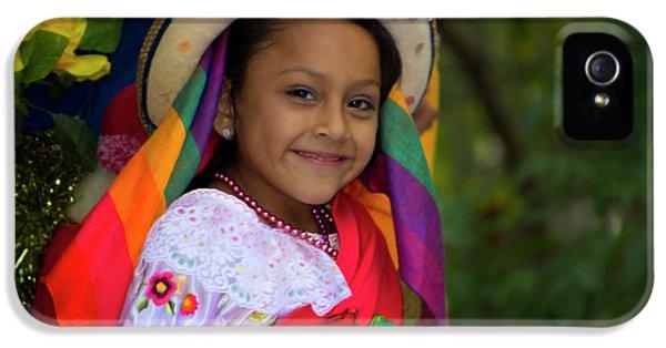 Cuenca Kids 865 IPhone 5 Case by Al Bourassa