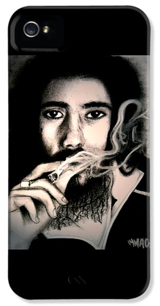 Damian Marley IPhone 5 Case