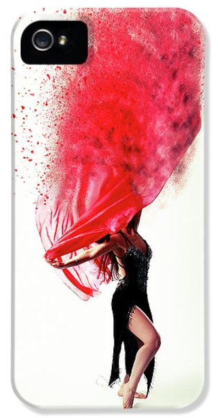 Dance Of The Viel IPhone 5 Case