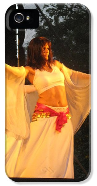 iPhone 5 Case - Dancer by Drawspots Illustrations