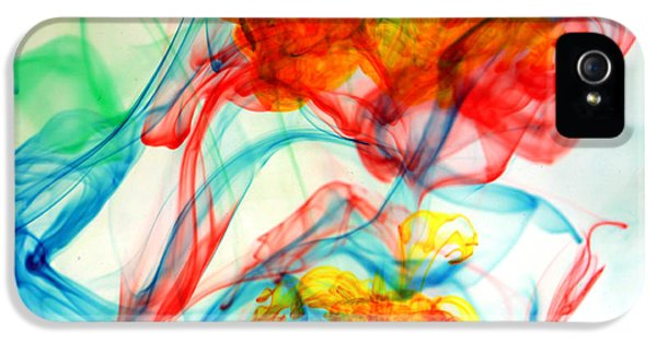 Dancing In Water IPhone 5 Case by Michael Ledray