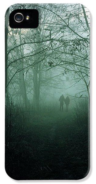 Dark Paths IPhone 5 Case