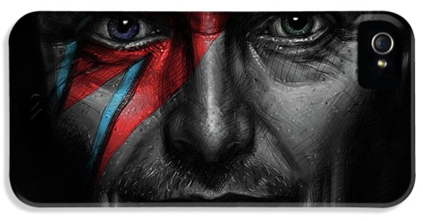 David Bowie IPhone 5 Case