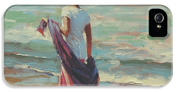 Pacific Ocean iPhone 5 Case - Daydreaming by Steve Henderson