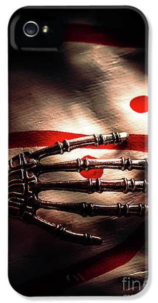 Death Metal Ai IPhone 5 Case by Jorgo Photography - Wall Art Gallery