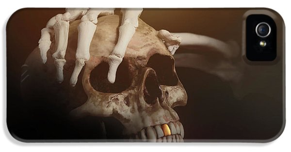 Death's Head IPhone 5 Case