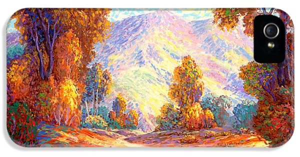 Radiant Peace, Colors Of Fall IPhone 5 Case