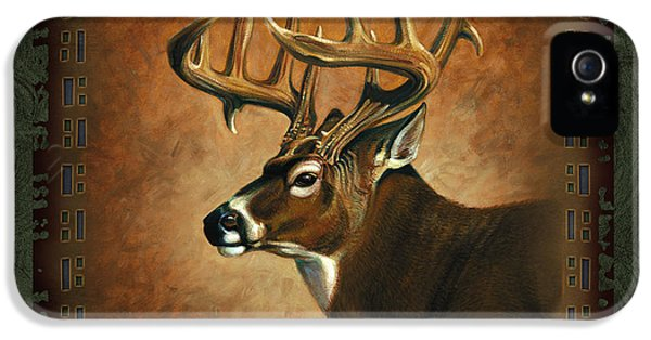 Deer Lodge IPhone 5 / 5s Case by JQ Licensing