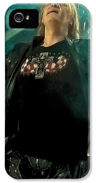 Def Lappard's Joe Elliott IPhone 5 / 5s Case by David Patterson