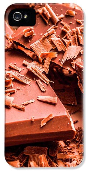 Delicious Bars And Chocolate Chips  IPhone 5 Case