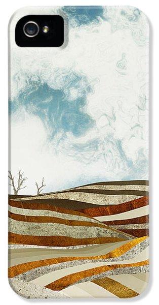 Landscapes iPhone 5 Case - Desert Calm by Spacefrog Designs