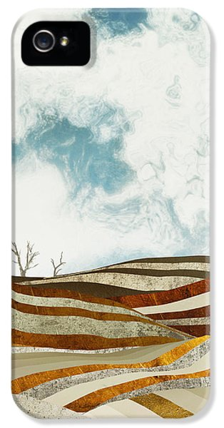 Landscapes iPhone 5 Case - Desert Calm by Spacefrog Designs