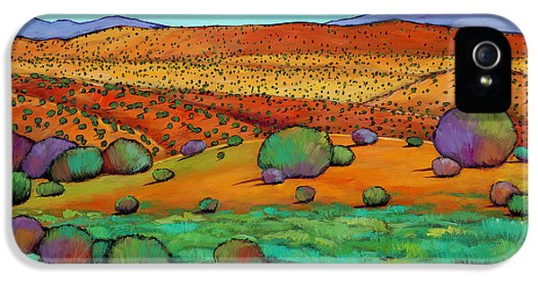 Desert Day IPhone 5 Case by Johnathan Harris