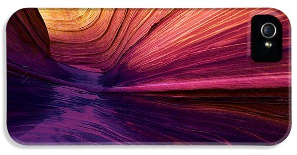 Desert Rainbow IPhone 5 Case